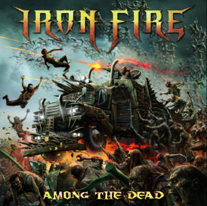 Iron Fire Cover