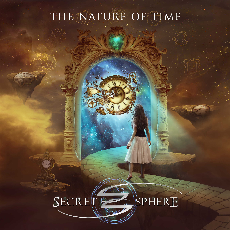 SECRET SPHERE – The Nature Of Time – Rock-Garage